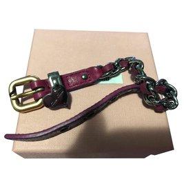 Miu Miu-Bracelet-prune