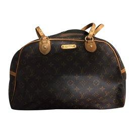 Louis Vuitton-Sacs à main-chocolat