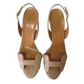 Hermès-Heel-Beige