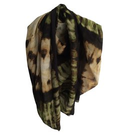The Kooples-Foulard-Multicolore