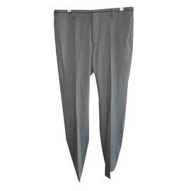 Karl Lagerfeld-Pants-Grey