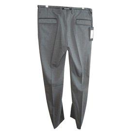 Karl Lagerfeld-Pantalons homme-Gris