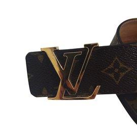 Louis Vuitton-CE.LV INI MONOGRAM-Marron
