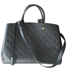 Louis Vuitton-Sacs à main-Noir