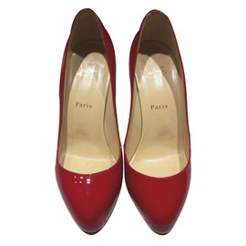 Christian Louboutin-New Déclic-Rouge