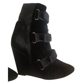 Isabel Marant-SCARLETT BOOTS-Noir