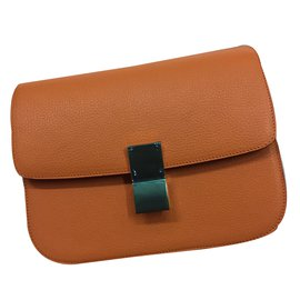 Céline-Sacs à main-Orange