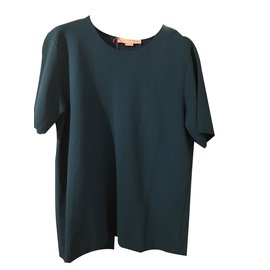 Stella Mc Cartney-Top-Bleu