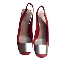 Dior-Escarpins-Rouge