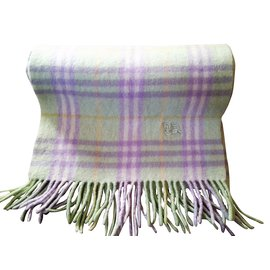 Burberry-Scarf-Multiple colors