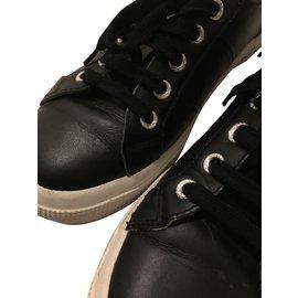 Superga-Baskets-Noir