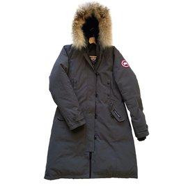 veste canada goose occasion