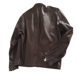 Alfred Dunhill-Jacket-Brown