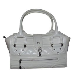 Burberry-Handbag-Cream