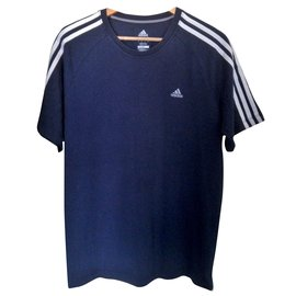 Adidas-PERFORMANCE  ESSENTIALS-Bleu