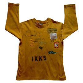 Ikks-Top-Yellow