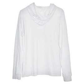 Ikks-Tops Tees-White