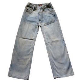 Levi's-Pants-Blue