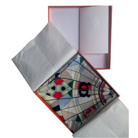 """Hermès-""""ROSE OF COMPAS""""-Multiple colors"""