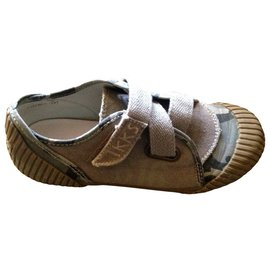 Ikks-Sneakers-Khaki