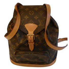 Louis Vuitton-Montsouris MM-Autre