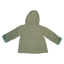 Autre Marque-Girls Coat-Grey