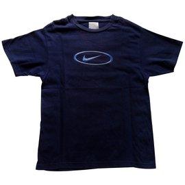 Nike-Top-Bleu