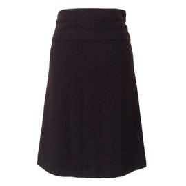 Céline-Skirt-Brown