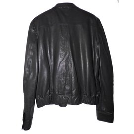 Pablo De Gerard Darel-Biker jacket-Black