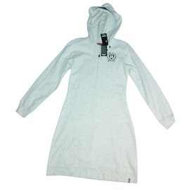 Levi's-Robe fille-Gris