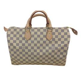 a552c5f9a690 Louis Vuitton-Speedy Damier Azur 35-Multiple colors ...
