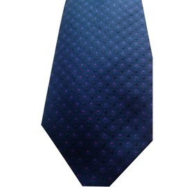 Autre Marque-Cravate 'Hilditch and Key'-Bleu