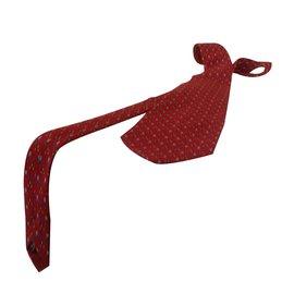 Balmain-Cravate-Rouge
