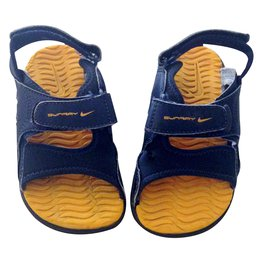 Nike-Kids Sandals-Blue