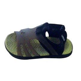 Nike-Sandales enfant-Noir