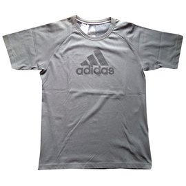 Adidas-Performance essentials CLIMA 365-Gris