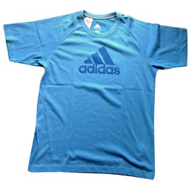 Adidas-Performance essentials CLIMA 365-Bleu