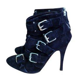 Giuseppe Zanotti-Ankle Boots-Black