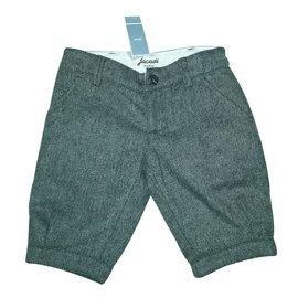 Jacadi-Shorts garçon-Gris