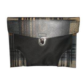 Prada-PRADA BRAND NEW FLAT OFFICE BAG-Black