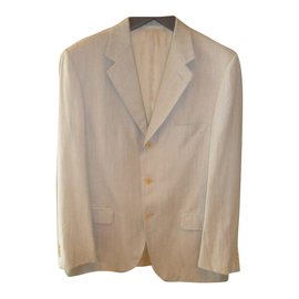 Yves Saint Laurent-Veste-Beige