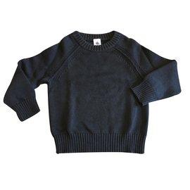 Petit Bateau-Sweater-Blue