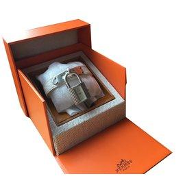 Hermès-Kelly silver 925-Silvery