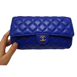 Chanel-Timeless-Blue