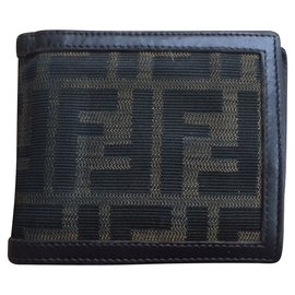 Fendi-Wallets Small accessories-Brown