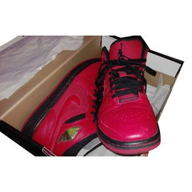 Nike-air jordan Sneakers-Red