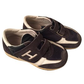 Hogan-Sneakers-Blue,Grey