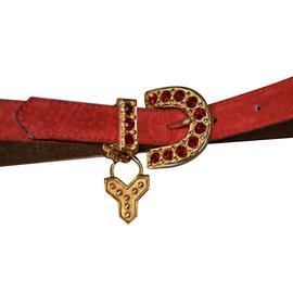 Yves Saint Laurent-vintage-Rouge