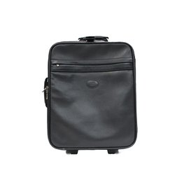 Longchamp-Suitcase cabin trolley-Black,Dark grey