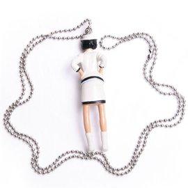 Chanel-Collier pendentif Coco Chanel-Autre